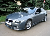 "Элерон под бампер ""Hamann"" BMW 6 Series (E63)"